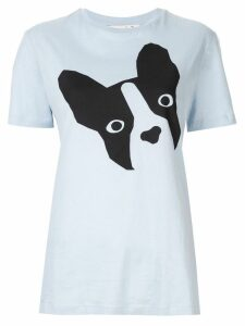 Être Cécile Doggy T-shirt - Blue