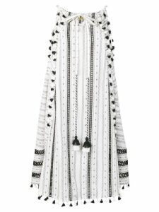 Dodo Bar Or loose fit mid-length dress - White