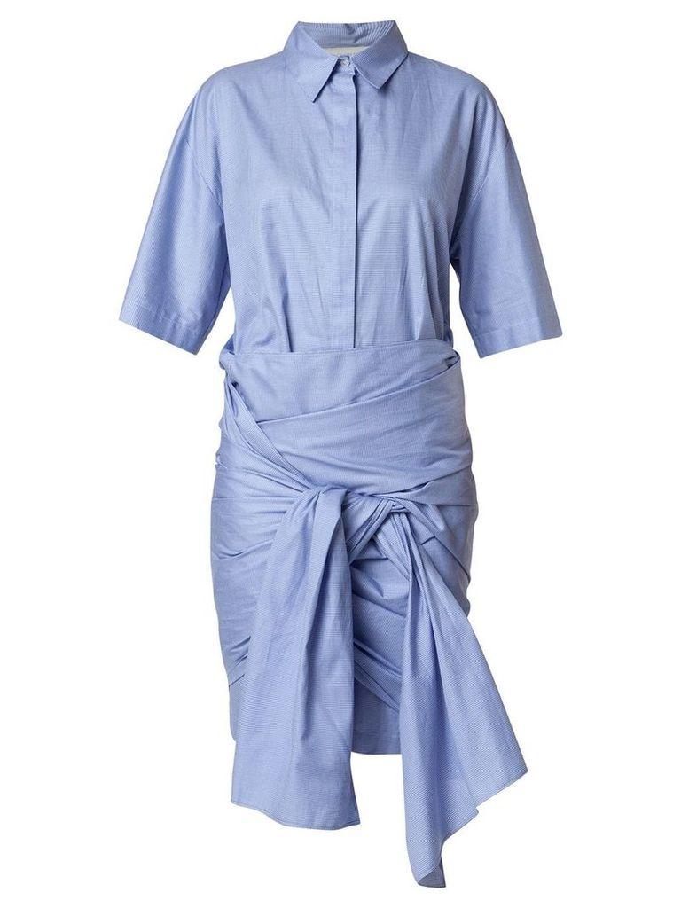 Stella McCartney 'Martine' dress - Blue