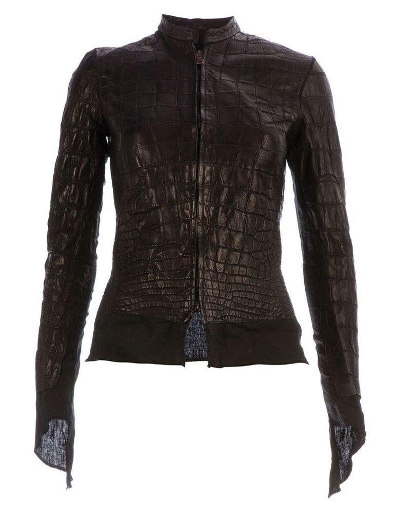 Isaac Sellam Experience 'Affamee' jacket - Black