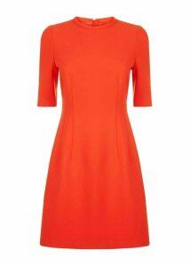 Rosemary Dress Chilli Red 4