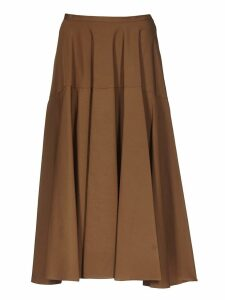 Aspesi Pleated Skirt