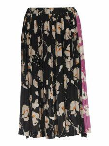 N.21 Floral Skirt