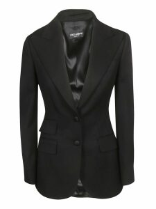 Dolce & Gabbana Double Breasted Fitted Blazer