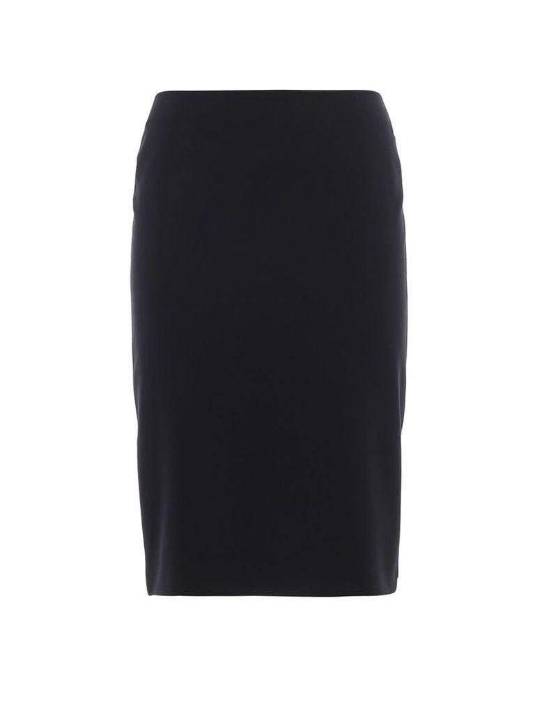Emporio Armani Basic Midi Skirt
