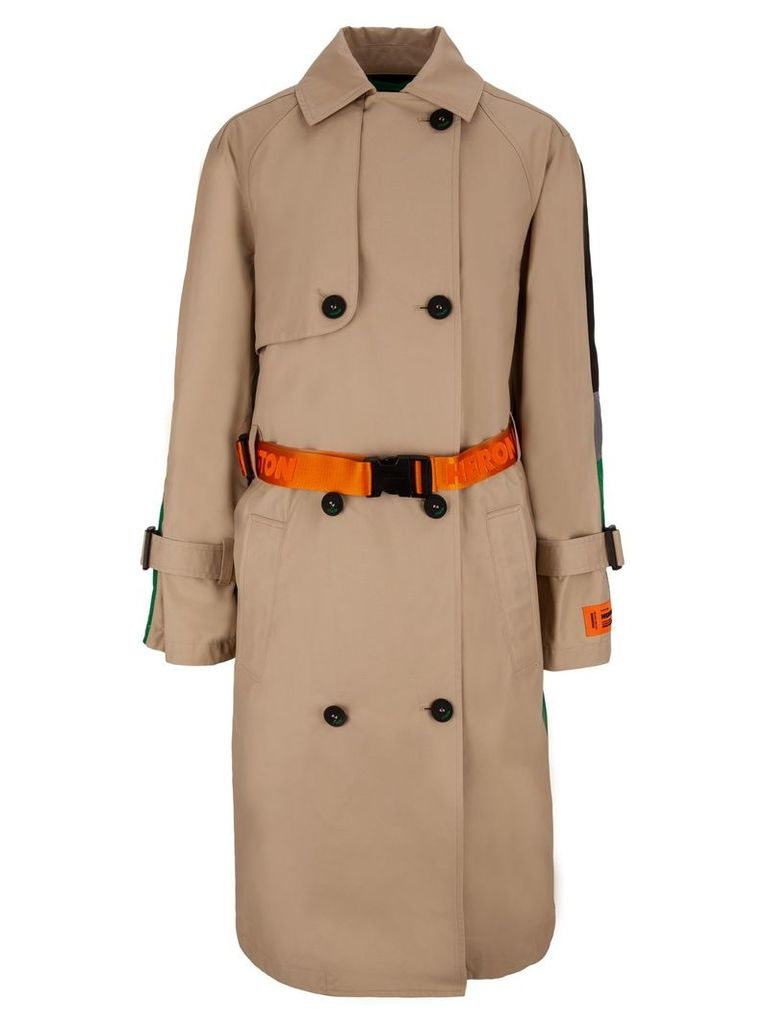 Heron Preston Trench Coat