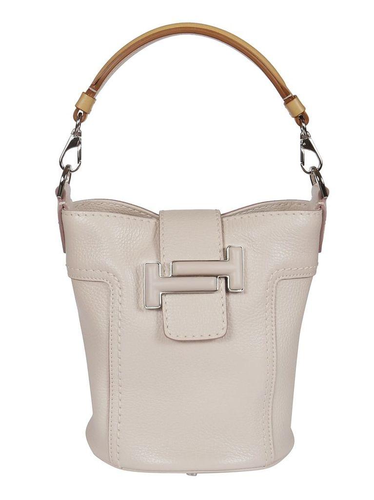 Tod's Double T Bucket Bag