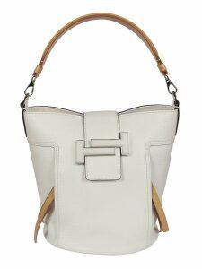 Tods Double T Bucket Bag