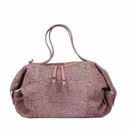 Borbonese Medium Mercer Handbag