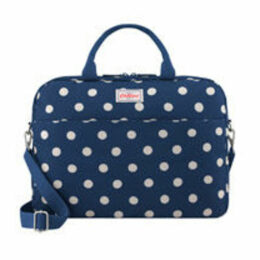 Button Spot Laptop Bag