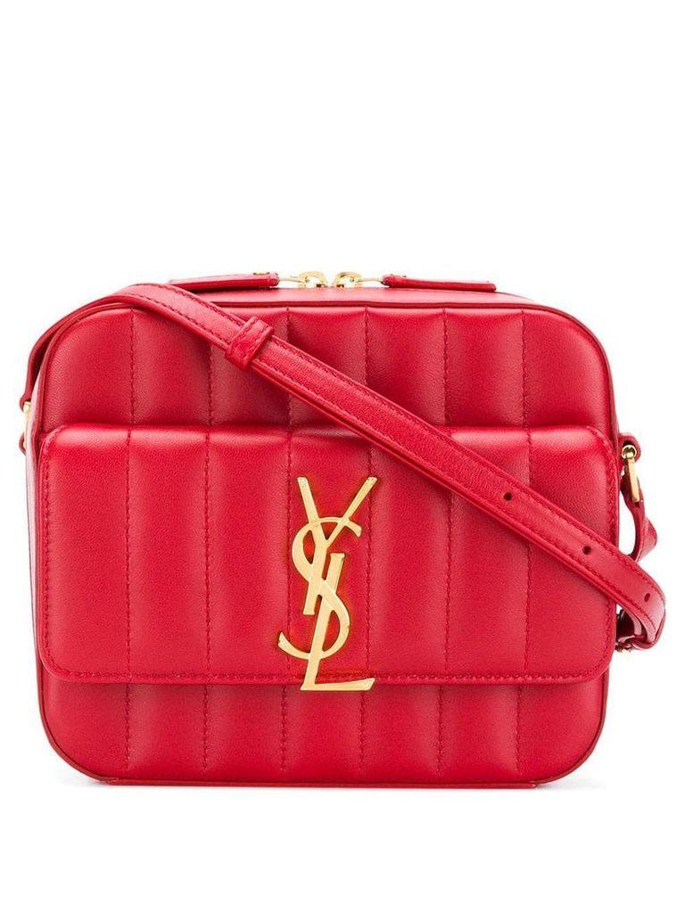 Saint Laurent Vicky camera bag - Red
