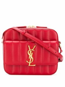 Saint Laurent Vicky camera bag - Red