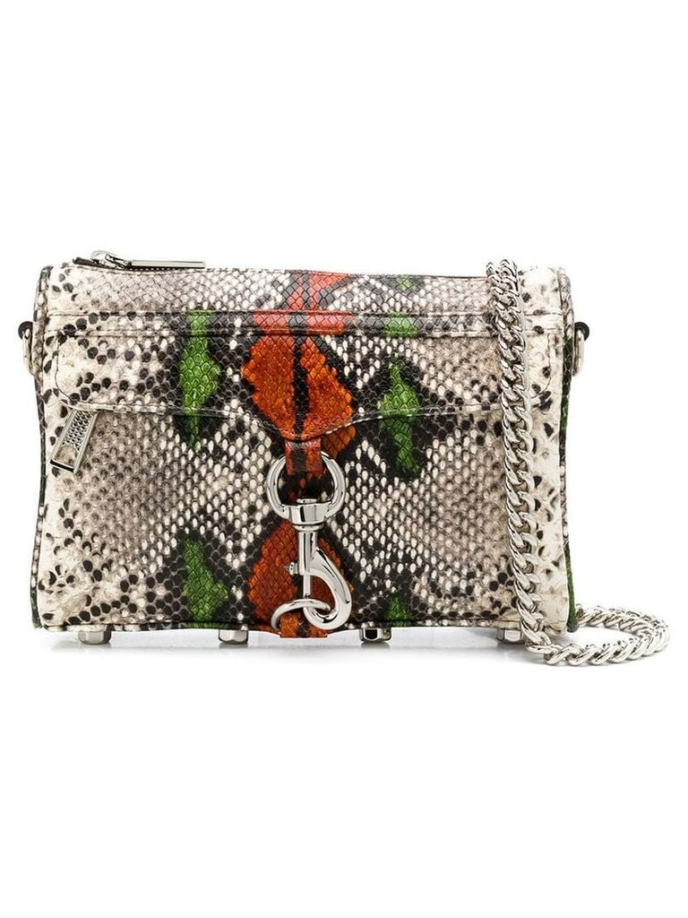 Rebecca Minkoff mini M.A.C. crossbody bag - Neutrals