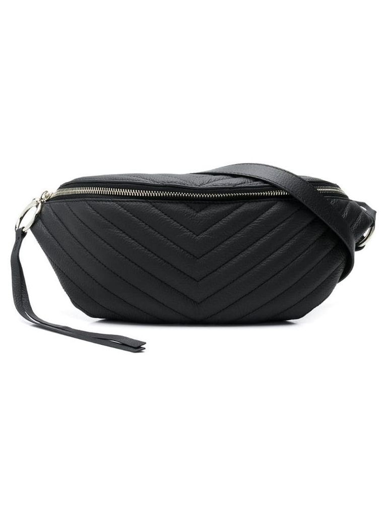 Rebecca Minkoff Edie belt bag - Black