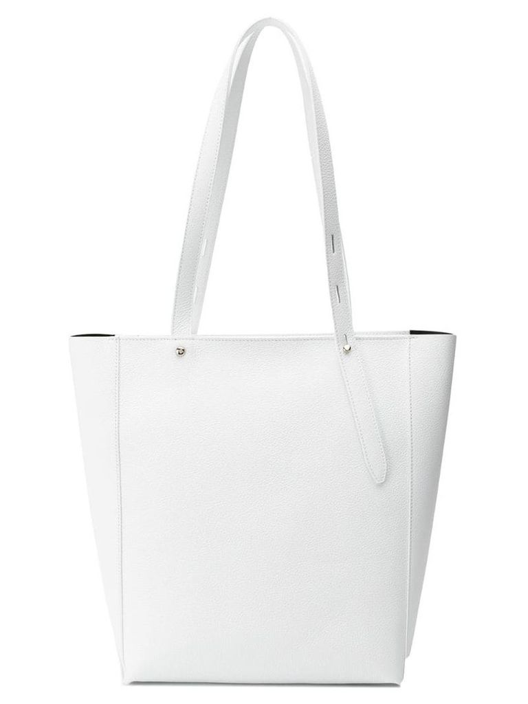 Rebecca Minkoff Stella North South tote - White