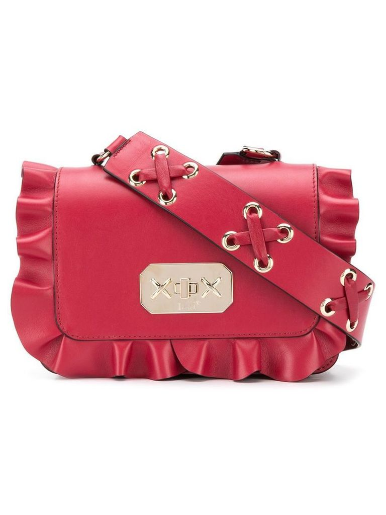 Red Valentino RED (V) Rockruffle shoulder bag