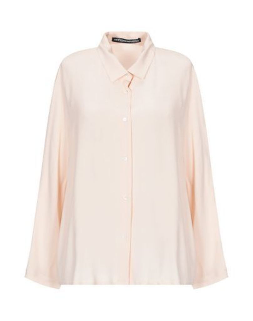 NEW YORK INDUSTRIE SHIRTS Shirts Women on YOOX.COM