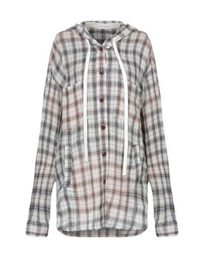 FAITH CONNEXION SHIRTS Shirts Women on YOOX.COM