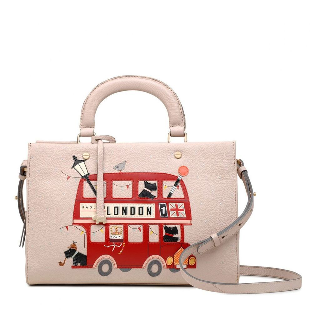 Radley London Party Bus Medium Multiway Grab Bag