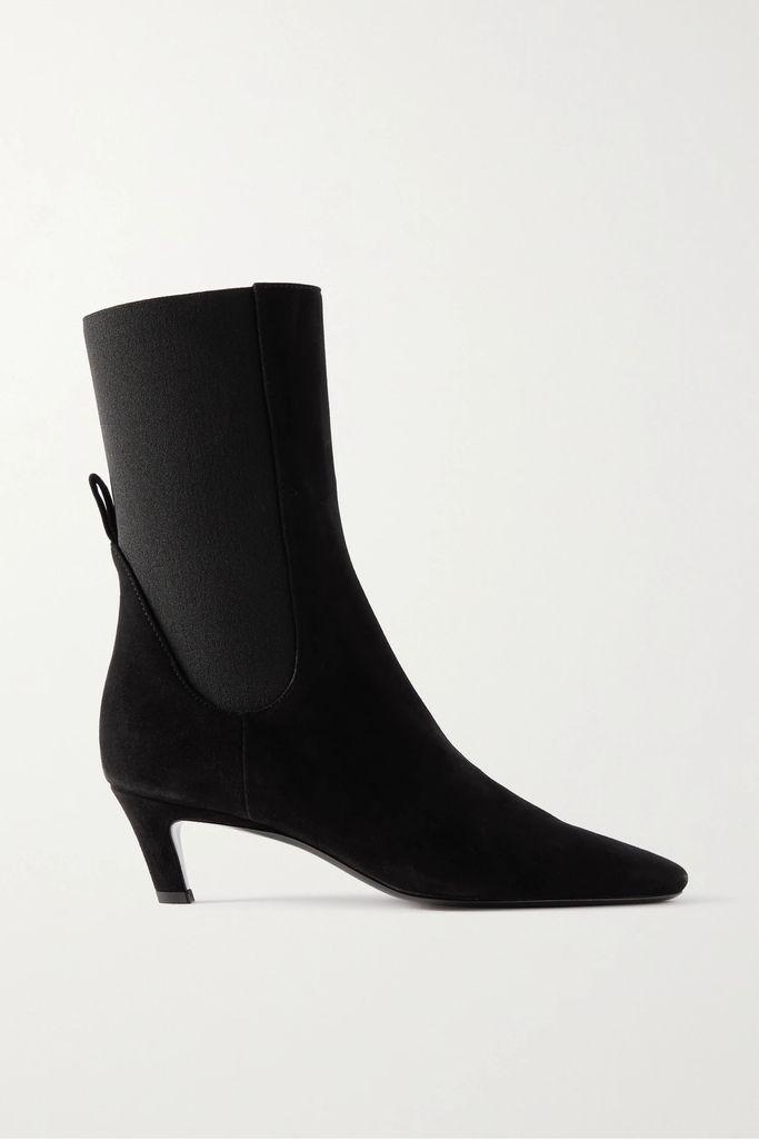 Gucci - Cotton-blend Bouclé-tweed Bomber Jacket - Ivory