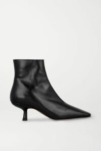 Rokh - Checked Woven Coat - Red