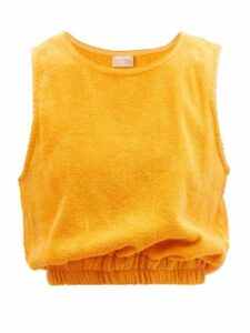 S Max Mara - Cottage Coat - Womens - Gold