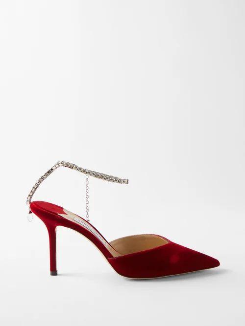 Edward Crutchley - Monkey Print Cotton Poplin Skirt - Womens - Cream