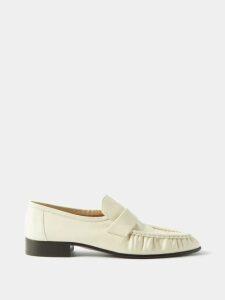 Edward Crutchley - Single Breasted Wool Blazer - Womens - Beige