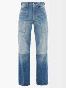 Raey - Whisper Cotton Twill Army Coat - Womens - Khaki