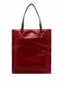 Joseph - Marcel Pillow Padded Leather Tote - Womens - Red