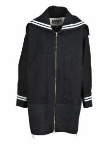 Mm6 Mm6 Marine Style Denim Jacket