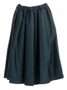 Comme des Garçons Dot Printed Skirt