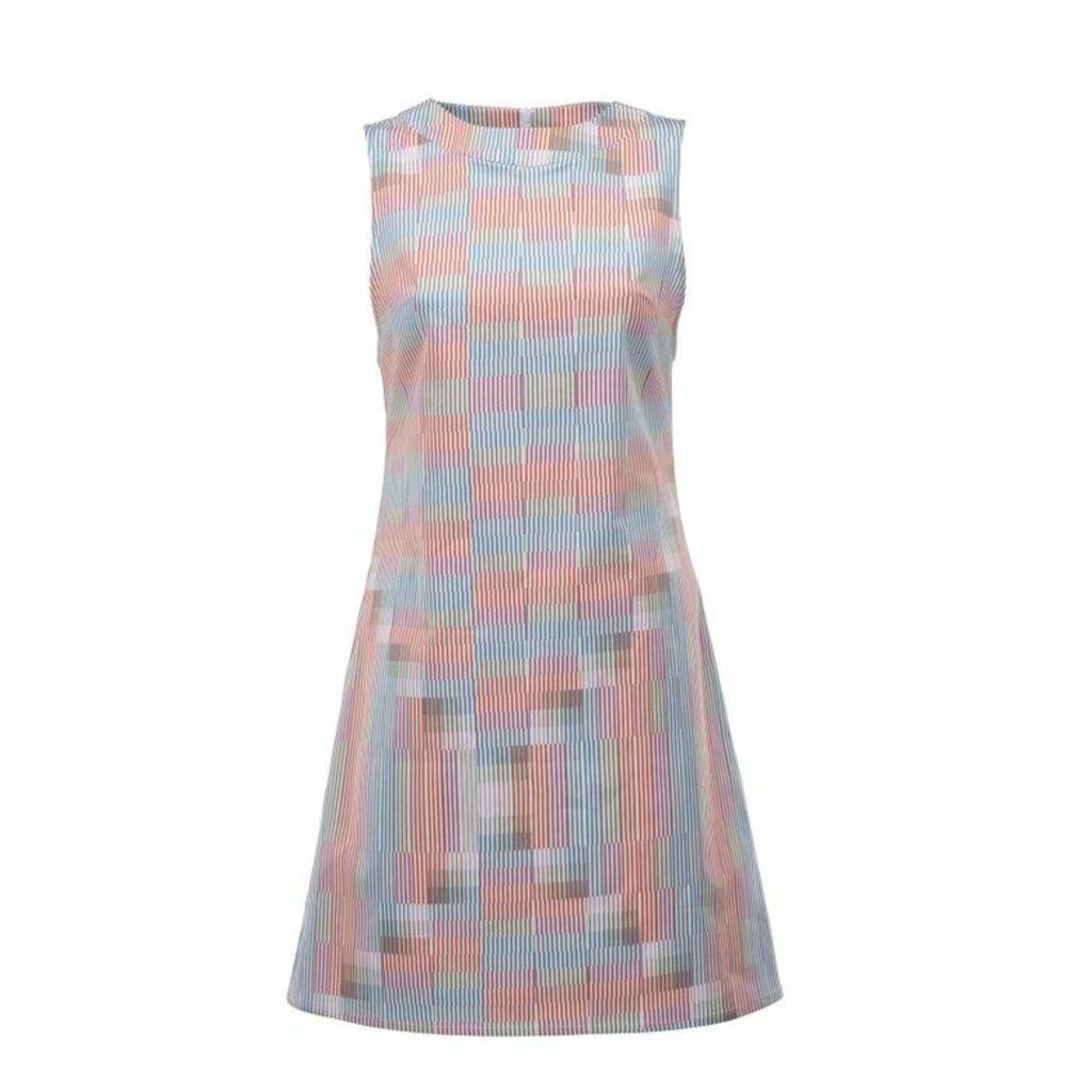 Boo Pala London Sudoku Dress