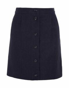 A.P.C. SKIRTS Knee length skirts Women on YOOX.COM