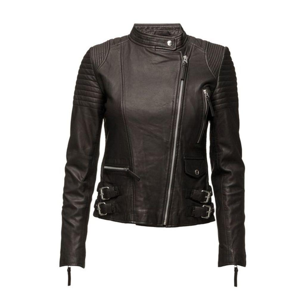 Munderingskompagniet - MDK City Biker Leather Jacket