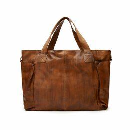 Hiva Atelier - Mini Mare Leather Bag Metallic Green & Anthracite