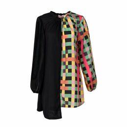 Hiva Atelier - Harmonia Leather Bag Navy Blue