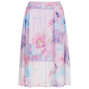 Smash  SIDNEY  women's Skirt in Pink