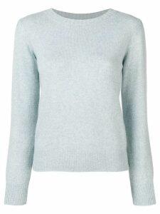 A.P.C. soft knit jumper - Blue