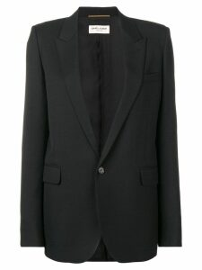 Saint Laurent classic formal blazer - Black