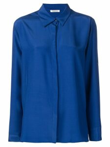 P.A.R.O.S.H. loose fit shirt - Blue