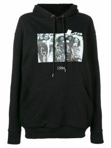 Throwback. 1994 hoodie - Black