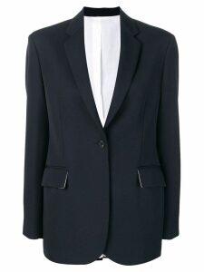 Calvin Klein 205W39nyc single-breasted blazer - Blue