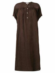 Masscob Holbox dress - Brown