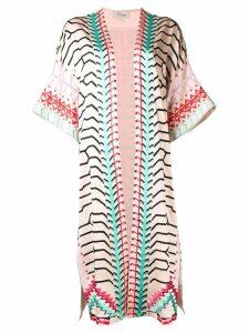 Temperley London Traveller kimono - Pink