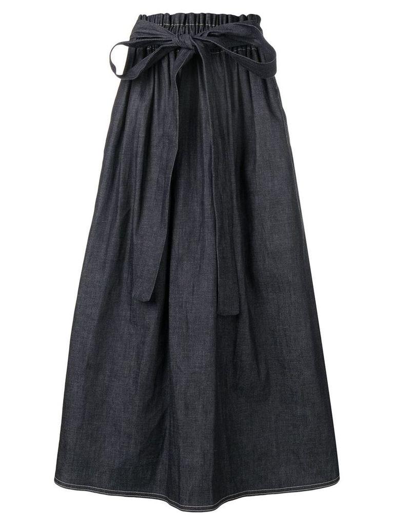 Sofie D'hoore Sash skirt - Blue