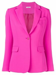 P.A.R.O.S.H. classic single-breasted blazer - Pink