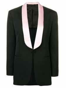 Calvin Klein 205W39nyc tailored blazer - Black