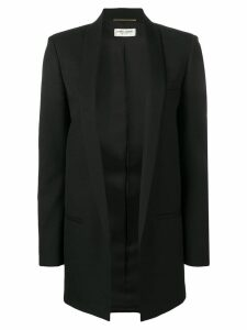 Saint Laurent elongated blazer - Black