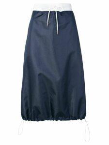 Thom Browne Ripstop Skirt - Blue
